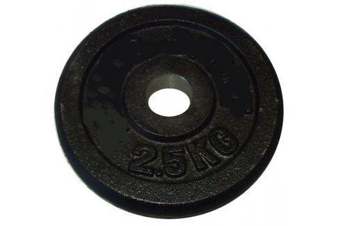 CorbySport 4744 Kotouč náhradní 2,5 kg - 25 mm Závaží k Činkám