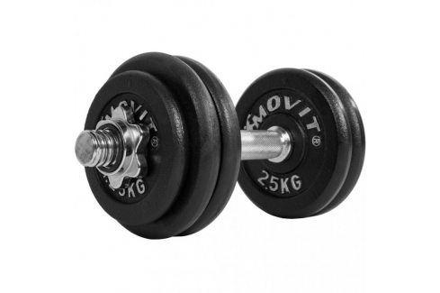 MOVIT 32883 Jednoruční litinová činka  20 kg Činky