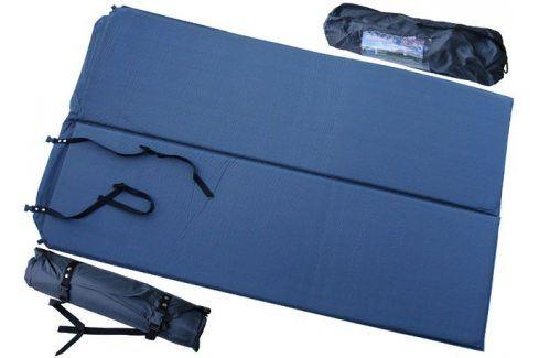 CorbySport 5236 Samonafukovací karimatka rozkládací pro 2 os 2,5cm. Karimatky