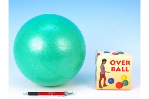 Overball Míč rehabilitační 26cm v krabici Ostatní sporty