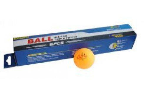 CorbySport 34879 míčky na stolní tenis 6ks 40mm Pingpongové míčky