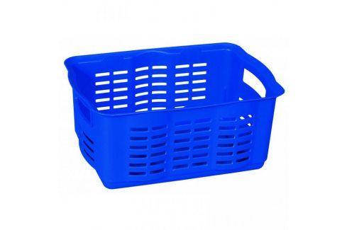 CURVER 32254 Košík na drobné předměty - M - modrý Úložné boxy