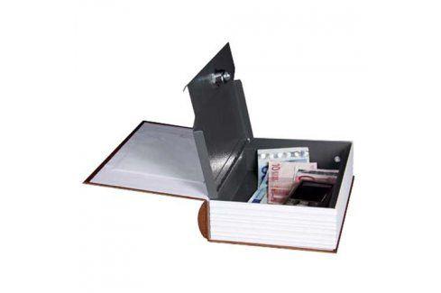 Trezor kniha, 240x165x55mm Trezory