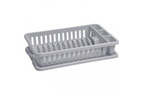 CURVER 31782 Odkapávač nádobí s podnosem - luna Odkapávače nádobí