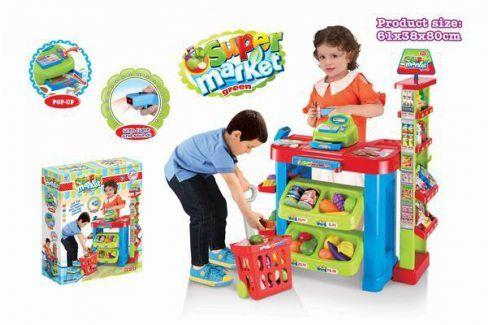 G21 24516 Hrací set - Dětský obchod s příslušenstvím Dětské kuchyňky