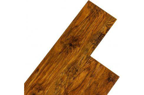 STILISTA 32520 Vinylová podlaha 5,07 m2 - ořešák červenohnědý Podlahy