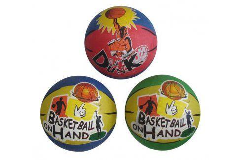CorbySport 4378 Basketbalový míč s potiskem vel. 5 Basketbalové míče