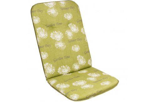 sun garden SCALA HOCH 30368-211 Sedák na vysoké křeslo zelená květina Zahradní slunečníky a doplňky