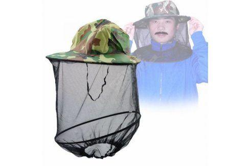 Klobouk s ochrannou sítí proti hmyzu Outdoorové vybavení