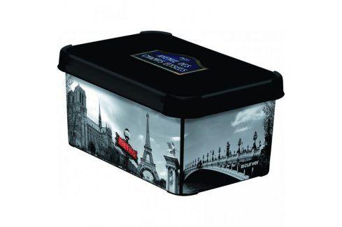 CURVER Paříž Úložný box - S Úložné boxy