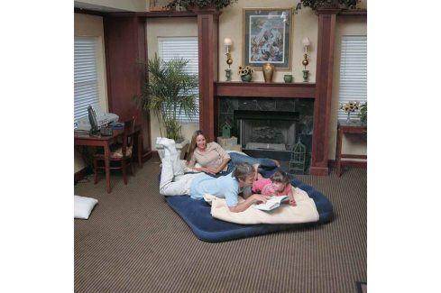Bestway Air Bed Klasik Queen dvoulůžko modrá 203 x 152 x 22 cm 67003 Karimatky