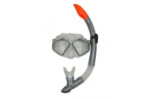 CorbySport 32591 Sada potápěčská - šedá Potápěčské vybavení