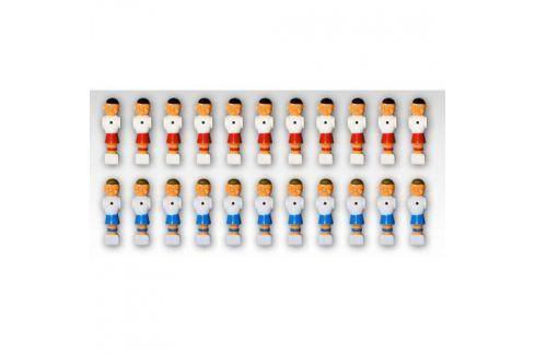 Tuin 1374 Náhradní figurky na fotbálek 22 ks Stolní fotbálky
