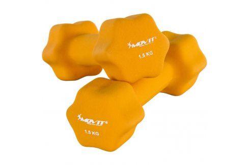 MOVIT Neoprenové činky 2x 1,5 kg Činky