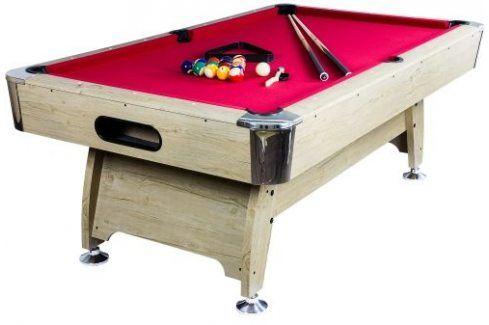 Tuin 9513 Kulečníkový stůl pool billiard kulečník 7 ft s vybavením Kulečníkové stoly