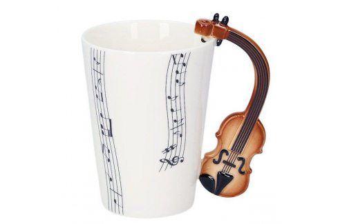 Hudební hrnek - housle Hrnky a šálky