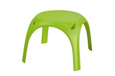 Keter KIDS TABLE 41463 Dětský plastový stolek - světle zelený Dětský nábytek