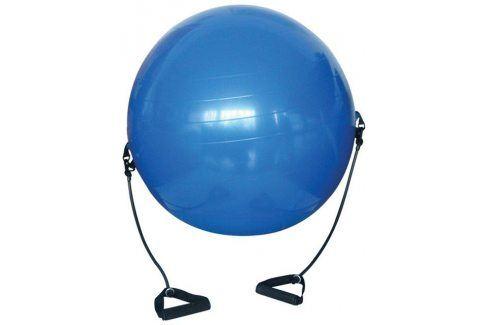 CorbySport 5737 Gymnastický míč s expandéry - 650 mm Gymnastické míče