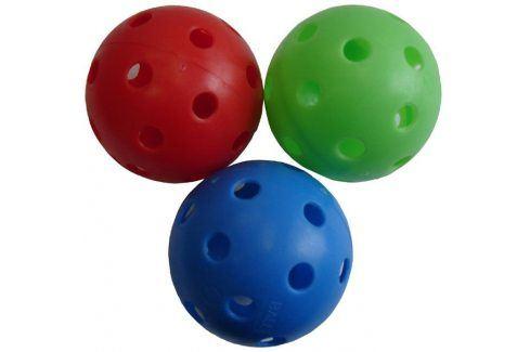 CorbySport 5103 Florbalový míček necertifikovaný barevný Florbalové míčky
