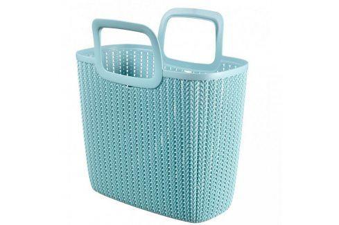 CURVER KNIT 36490 Nákupní taška - modrá Úložné boxy