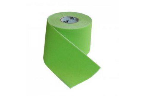 CorbySport 33448 Kinezio tape 5x5 m zelený Boxerské bandáže