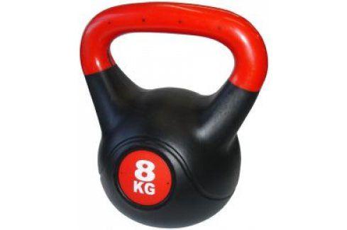 CorbySport 29137 Činka kettlebell s cementovou náplní - 8 kg Kettlebell