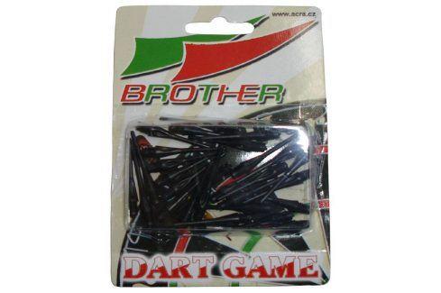 Brother 5918 Náhradní plastové hroty k šipkám - 30 ks v blistru Příslušenství na šipky