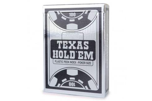 Copag Silver Black 56368 Poker karty Karty na poker