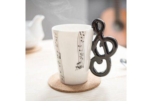 Hudební hrnek - Houslový klíč Hrnky a šálky