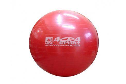 CorbySport 40038 Míč gymnastický 750 mm červený Gymnastické míče