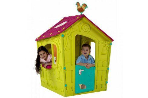 Keter MAGIC PLAY HOUSE 34798 Dětský hrací domek Dekorace do dětských pokojů