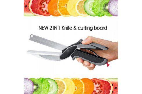 Nůžky do kuchyně 2v1 clever cutter Ostatní kuchyňské spotřebiče