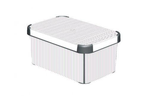CURVER CLASSICO 41125 BOX s víkem - S Úložné boxy