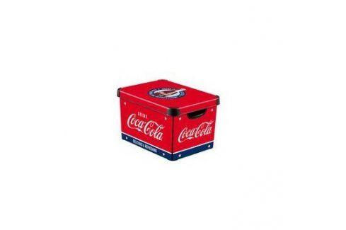 CURVER COCA COLA 36754 Box s víkem - S Úložné boxy