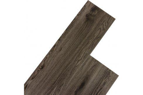 STILISTA 32550 Vinylová podlaha 5,07 m2 - tmavě šedý dub Podlahy