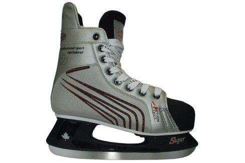 CorbySport 5197 Brusle na hokej - rekreační, vel. 46 Zimní brusle