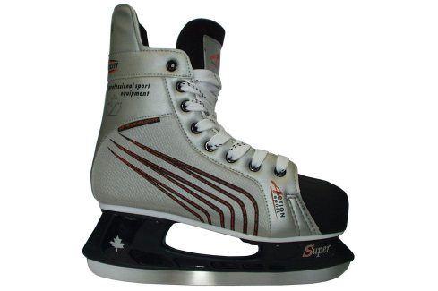 CorbySport 5195 Brusle na hokej - rekreační kategorie, vel. 44 Zimní brusle