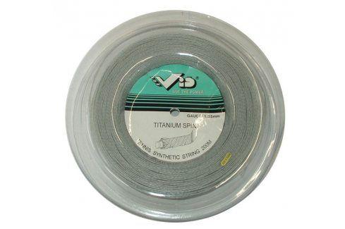 Corby Sport Titanium Spin 5039 Výplet tenisový 1,35mm 200m Tenisové výplety