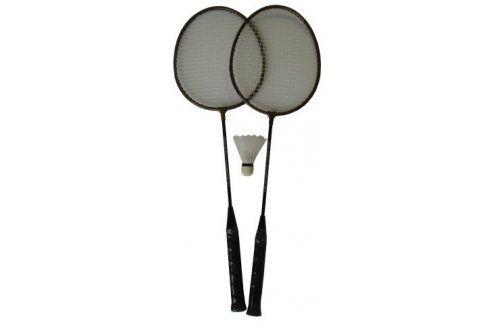 CorbySport 5031 Badmintonová sada - 2 rakety+ košíček Badmintonové rakety