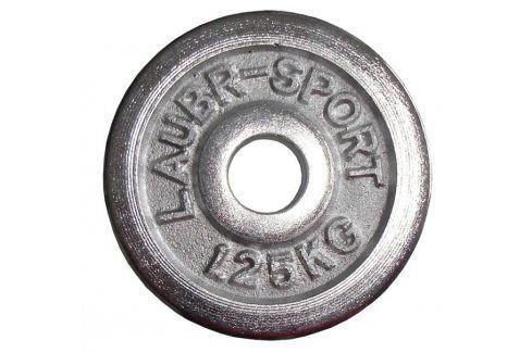 CorbySport 4753 Kotouč náhradní 1,25 kg - 25 mm Závaží k Činkám