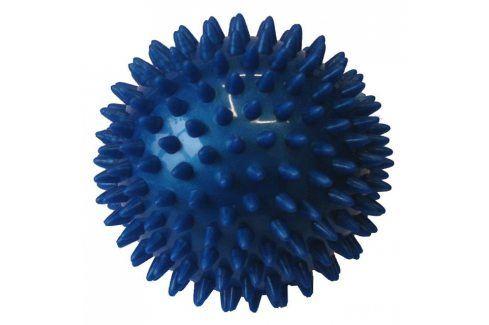 CorbySport 39803 Míček masážní 9 cm modrý Masážní nástroje