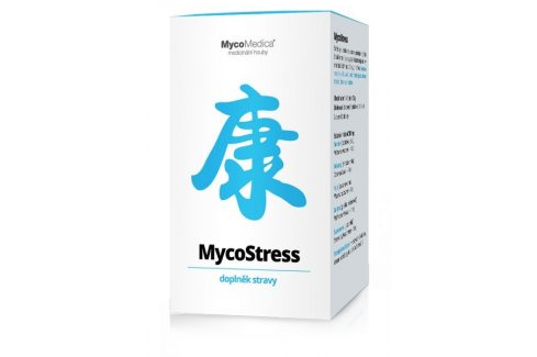 MycoMedica MycoStress 180 tablet Doplňky stravy