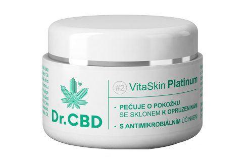BioVita Dr.CBD VitaSkin Platinum 30 ml Přípravky na problematickou pleť