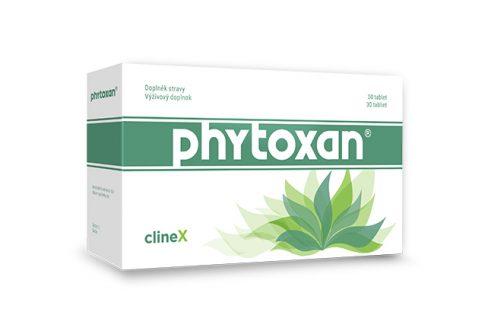 Clinex Phytoxan 30 tablet Doplňky stravy