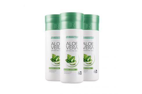 LR Lifetakt Aloe Vera Drinking Gel Intense Sivera 3 x 1000 ml Doplňky stravy