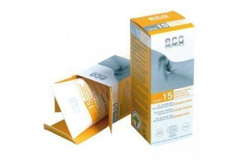 Eco Cosmetics Opalovací krém SPF 15BIO 75ml Přípravky na opalování