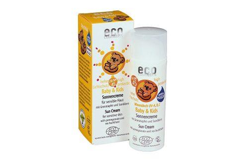 Eco Cosmetics Baby Dětský opalovací krém SPF 45BIO 50ml Přípravky na opalování