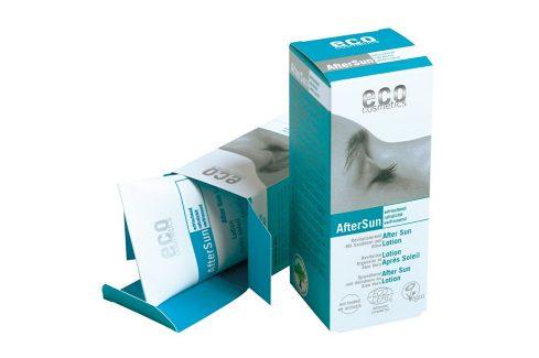 Eco Cosmetics Mléko po opalování BIO s aloe vera a rakytníkem 75 ml Přípravky po opalování