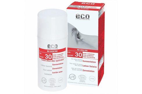 Eco Cosmetics ochranný sluneční krém s repelentem SPF30 100 ml Doplňky stravy