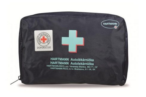 Hartmann Autolékárnička textilní - modrá Autolékárny